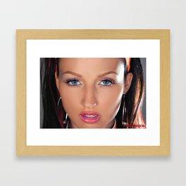 Private Framed Art Print