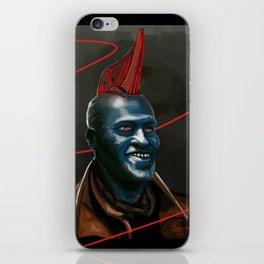 Yondu Udonta iPhone Skin