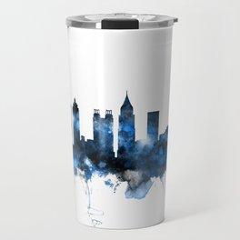 Atlanta Georgia Skyline Travel Mug