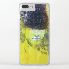 Ted No.1 Clear iPhone Case