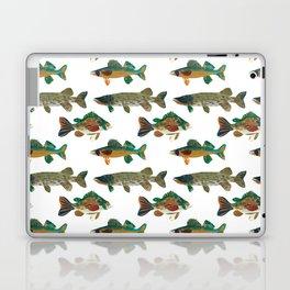 Freshwater Favorites Laptop & iPad Skin