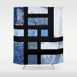 Godchild Kennedy  Shower Curtain