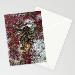 Rusty art  Stationery Cards