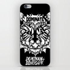 Satanic tiger iPhone & iPod Skin