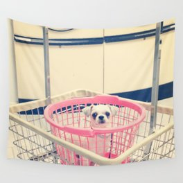 Washateria Days Wall Tapestry