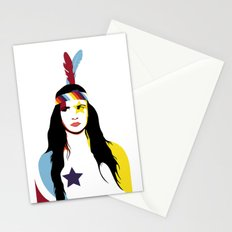 =Juliette Lewis///White= Stationery Cards