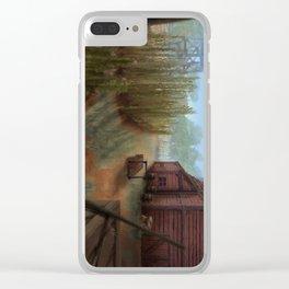Small Farm Clear iPhone Case