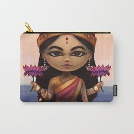 Lakshmi Carry-All Pouch