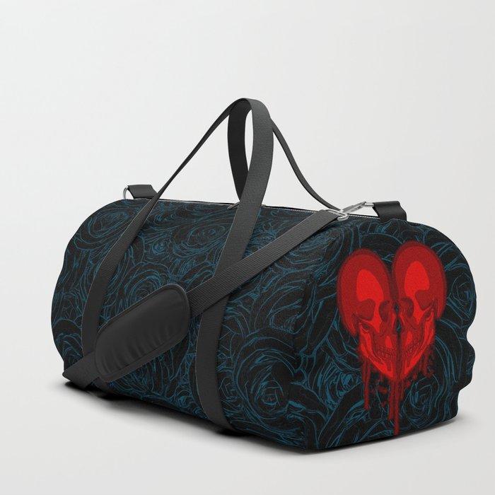 Eternal Valentine Duffle Bag