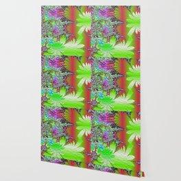 Floral Fractal 03 Wallpaper