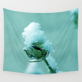 Masked :) Wall Tapestry