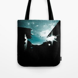 Blue in China Tote Bag
