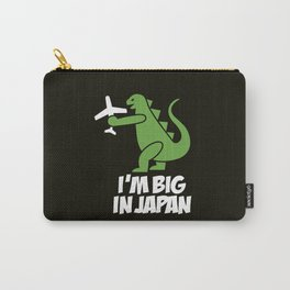 I'm big in Japan - Godzilla Carry-All Pouch