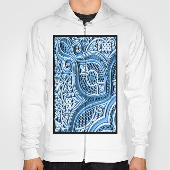 Wall detail Abstract Hoody