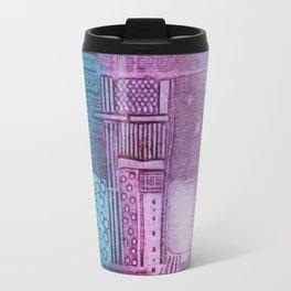 Cityscape 2 Travel Mug