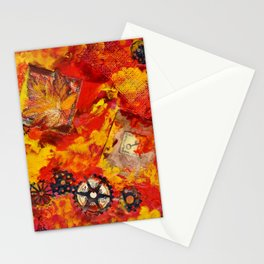 There is Nothing Left For You Back There Stationery Cards