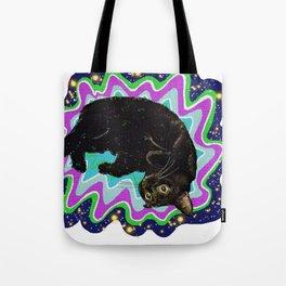Cat-Nipped Tote Bag
