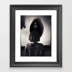 You've Been Very Rude... Framed Art Print