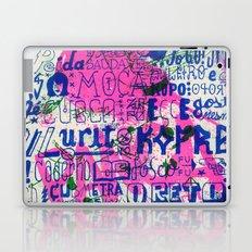 Ecce Gosta Laptop & iPad Skin