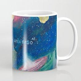 Eres mi universo Coffee Mug