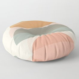 Geometric 01 Floor Pillow