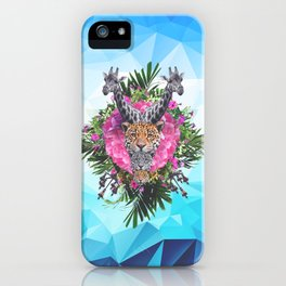 Selva19 iPhone Case
