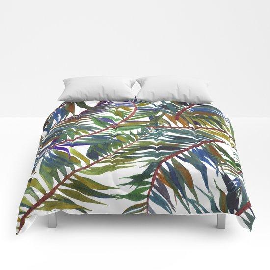 tropical life  Comforters