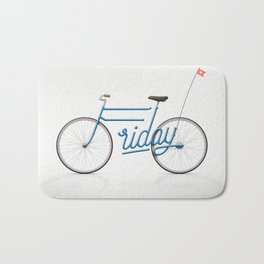 Lovely Friday Bath Mat