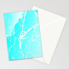 Cracked Ice Stationery Cards