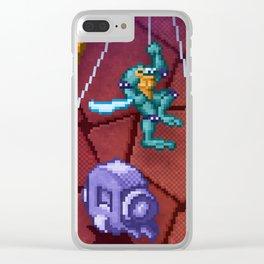 ToadBattles Clear iPhone Case