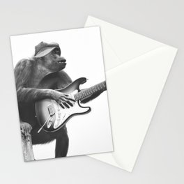 Groovy Gorilla Stationery Cards