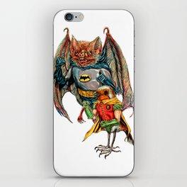 rat bird iPhone Skin