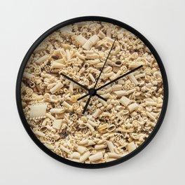 Pasta Wall Clock