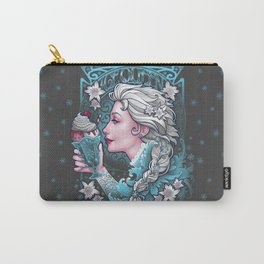 Ice Cream Queen Carry-All Pouch