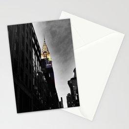 Chrysler Building, New York City Stationery Cards
