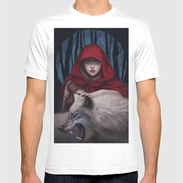 Blood to bear me flowers T-shirt
