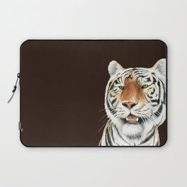Silent Stalker - Tiger Laptop Sleeve