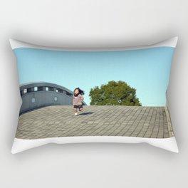 Places to Go Rectangular Pillow