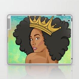 Reigning Queen Laptop & iPad Skin