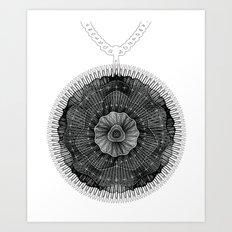 Spirobling XXIII Art Print