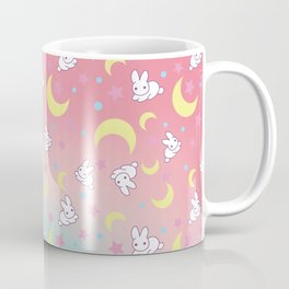 Sailor Moon Bunny's Pattern Coffee Mug