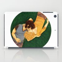 grantaire iPad Cases featuring Meadow by deadpokerface