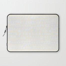 Beethoven Moonlight Sonata (Whites) Laptop Sleeve