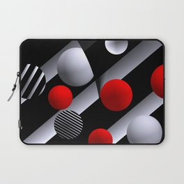 opart balls -3- Laptop Sleeve