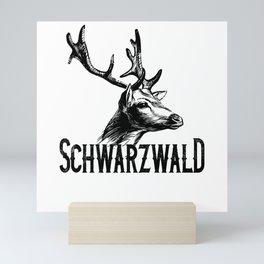Schwarzwald Heimat Mini Art Print