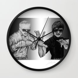 Two Grand Lee's Wall Clock