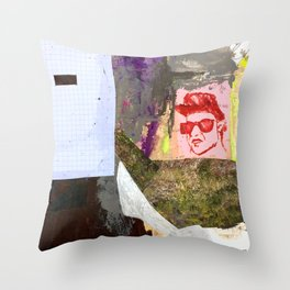Key Component (Aspirational Disfunction) Throw Pillow