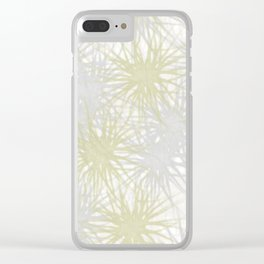 Silver or Gold Clear iPhone Case