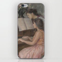 Piano Lessons iPhone Skin