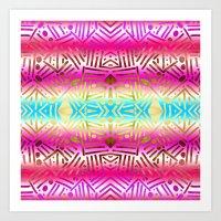bali Art Prints featuring Bali by Jacqueline Maldonado